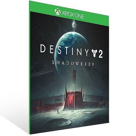 Destiny 2: Shadowkeep - Xbox One Live Mídia Digital