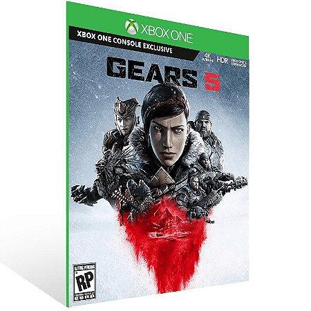 Gears 5 - Xbox One Live Mídia Digital