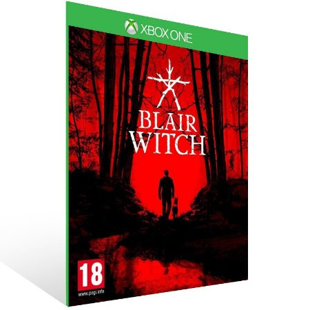 Blair Witch - Xbox One Live Mídia Digital