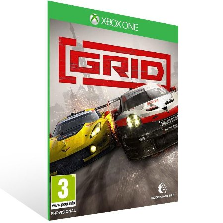 GRID Launch Edition - Xbox One Live Mídia Digital