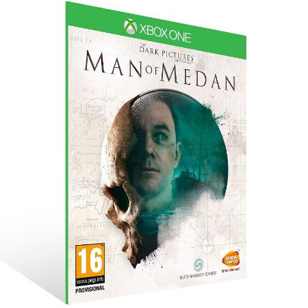The Dark Pictures Anthology: Man of Medan - Xbox One Live Mídia Digital