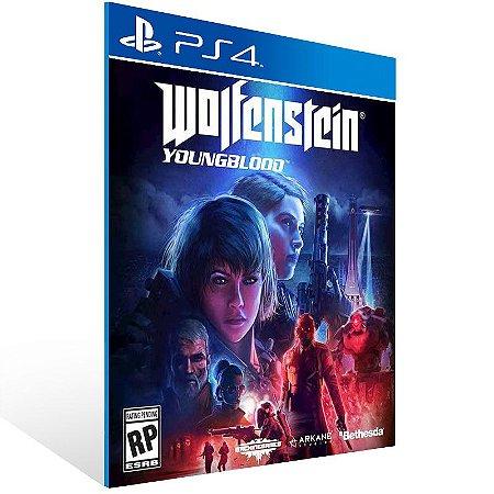 Wolfenstein: Youngblood - Ps4 Psn Mídia Digital