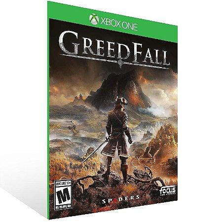 GreedFall - Xbox One Live Mídia Digital