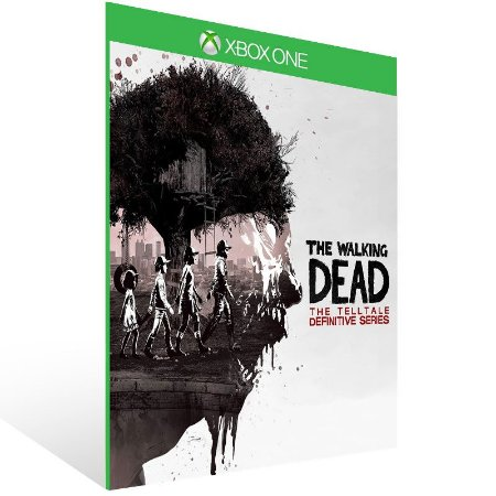 The Walking Dead: The Telltale Definitive Series - Xbox One Live Mídia Digital