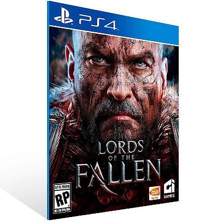 Lords Of The Fallen - Ps4 Psn Mídia Digital
