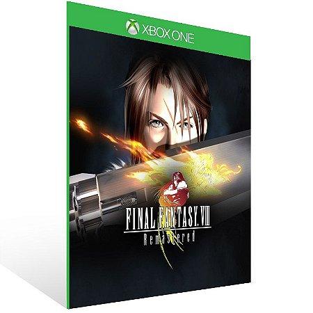 FINAL FANTASY VIII Remastered - Xbox One Live Mídia Digital