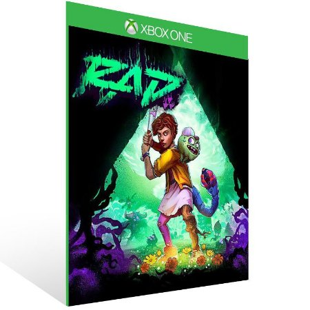 RAD - Xbox One Live Mídia Digital