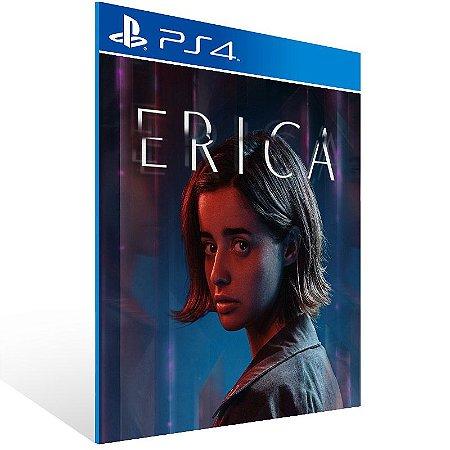 Erica - Ps4 Psn Mídia Digital