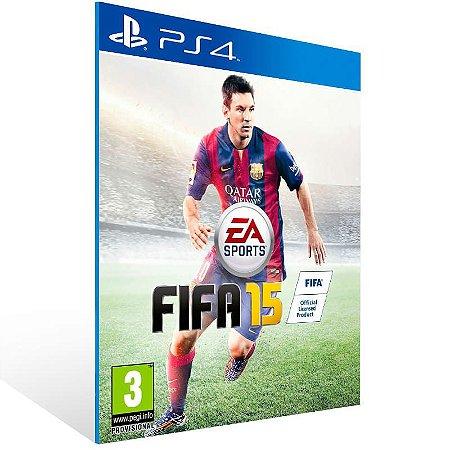 Fifa 15 (Inglês) - Ps4 Psn Mídia Digital