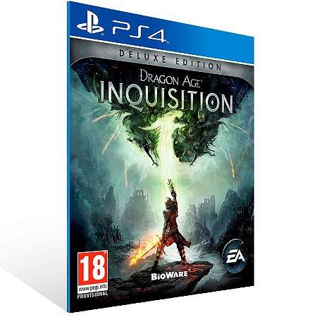 Dragon Age Inquisition - Ps4 Psn Mídia Digital