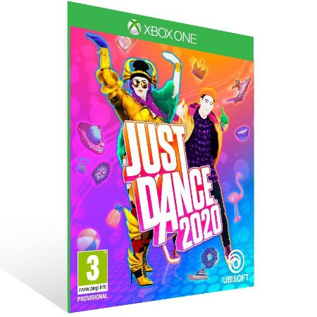 Just Dance 2020 - Xbox One Live Mídia Digital