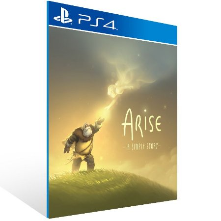 Arise: A simple story - Ps4 Psn Mídia Digital