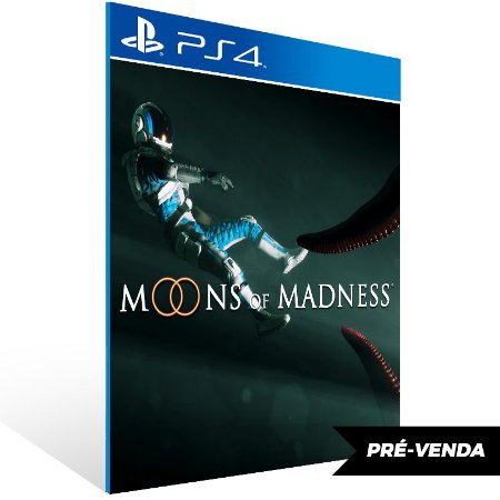 Moons of Madness - Ps4 Psn Mídia Digital Pré-Venda 21/01/2020