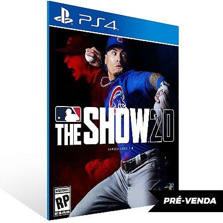 MLB The Show 20 - Ps4 Psn Mídia Digital Pré-Venda 17/03/2020