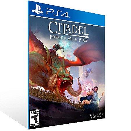 Citadel: Forged with Fire - Ps4 Psn Mídia Digital