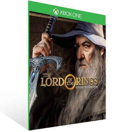 The Lord of the Rings: Adventure Card Game - Xbox One Live Mídia Digital
