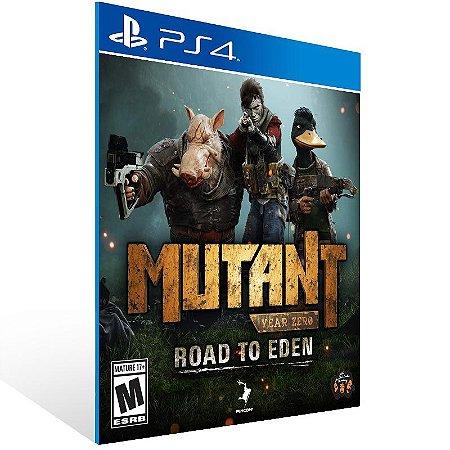 Mutant Year Zero: Road to Eden - Ps4 Psn Mídia Digital