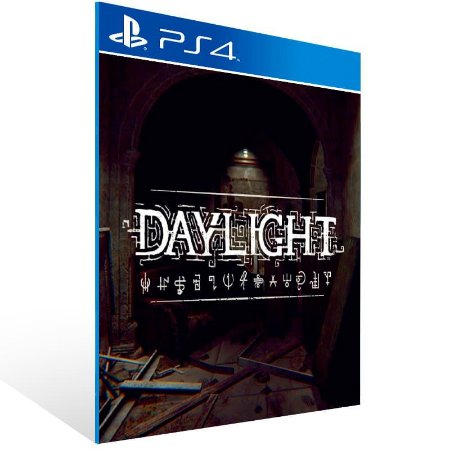 Daylight - Ps4 Psn Mídia Digital