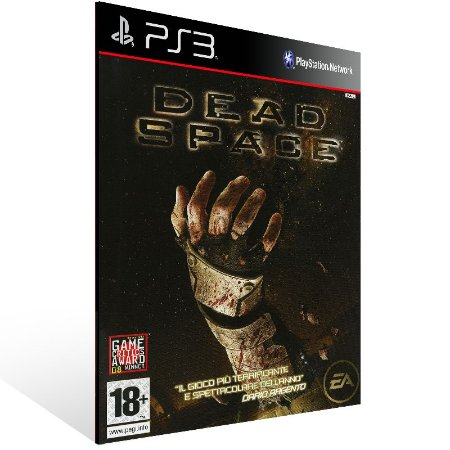 Dead Space - Ps3 Psn Mídia Digital