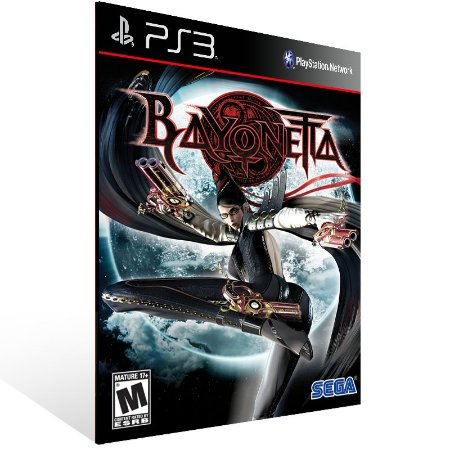 Bayonetta - Ps3 Psn Midia Digital