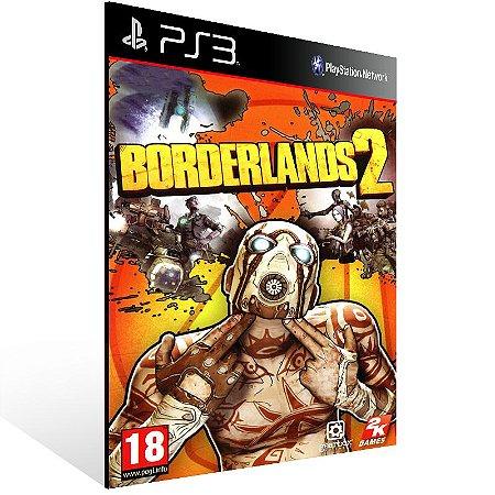Borderlands 2 - Ps3 Psn Midia Digital