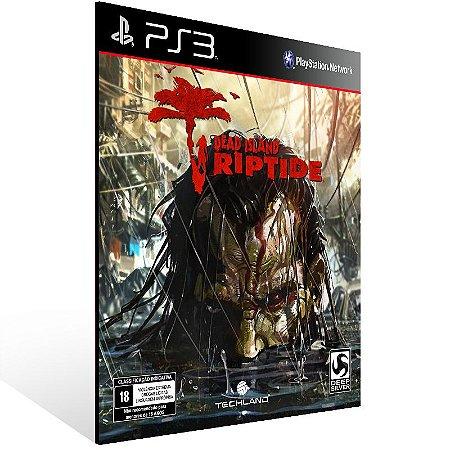 Dead Island Riptide - Ps3 Psn Mídia Digital
