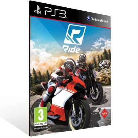 Ride - Ps3 Psn Mídia Digital