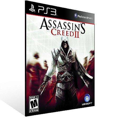 Assassins Creed 2 - Ps3 Psn Midia Digital