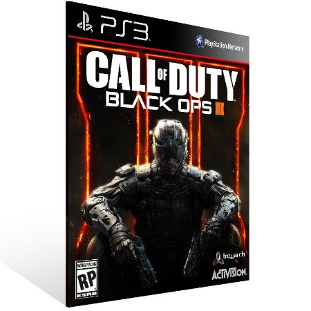 Call Of Duty Black Ops 3 + Black Ops 1 - Ps3 Psn Mídia Digital