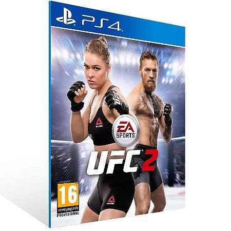 UFC 2 - Ps4 Psn Mídia Digital