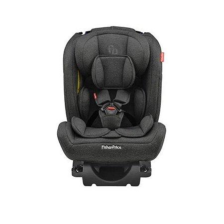 Cadeira Infantil Para Carro Fisher Price All-stages Fix 2.0 Preto