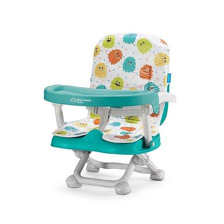 Cadeira Para Bebê Refeição Alimentação Portátil Monstrinhos Multikids