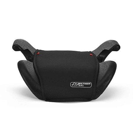 Assento para Auto Booster Lift 22-36Kg Preto Multikids Baby