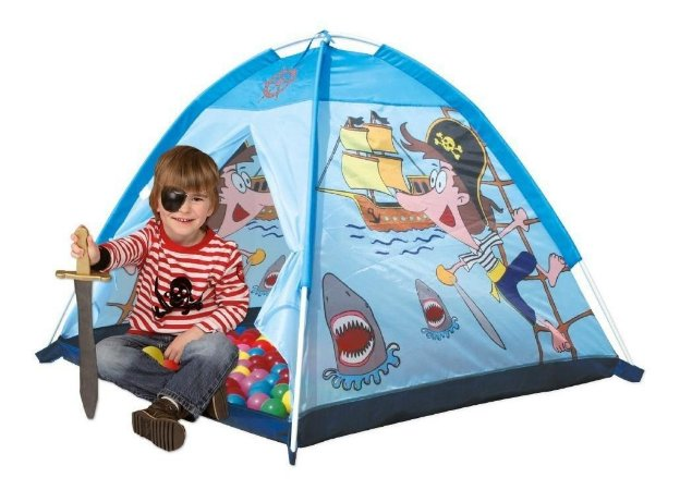 Barraca Infantil Esconderijo Pirata Dm Toys