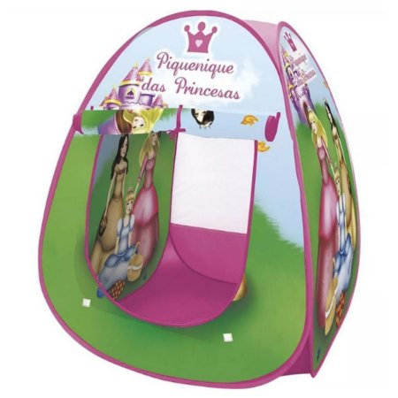 Barraca Infantil Piquenique das Princesas