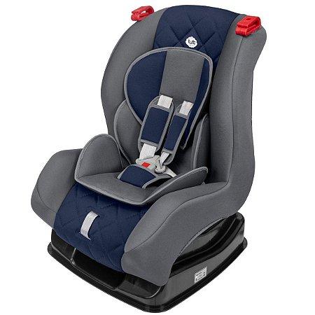 Cadeira para Carro Reclinável Bebê Atlantis Azul Tutti Baby