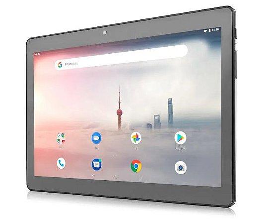 Tablet Multilaser M10a 3g 2gb Ram 32gb Quad Core Preto