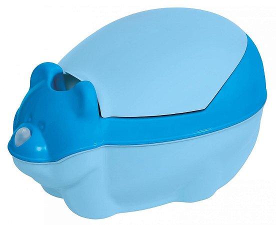 Troninho Musical Redutor Azul Bebê Tutti Baby