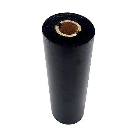 Ribbon de Cera 110x74m Impressora Térmica - Zebra