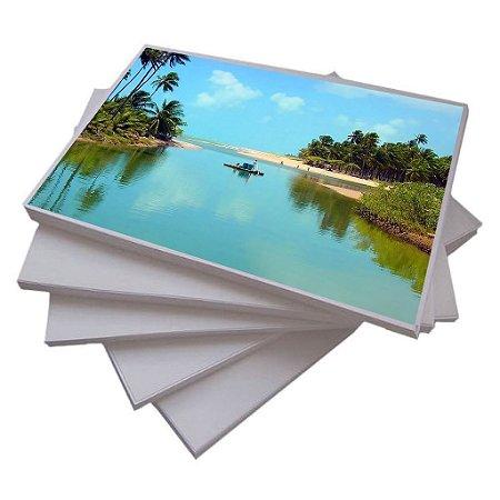 Papel Glossy Fotográfico A4 90g - 30 Folhas