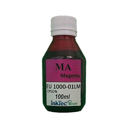Tinta Inktec Epson EU1000-01LM Magenta Corante 100ml