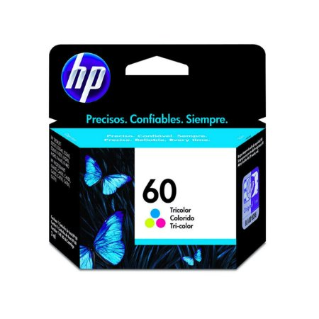 Cartucho HP 60 Colorido Original CC643WB