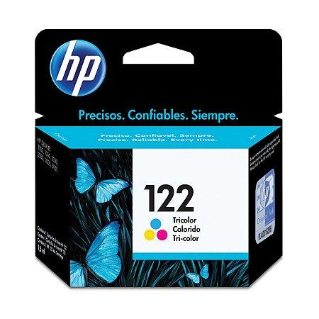 Cartucho HP 122 Colorido Original CH562HB