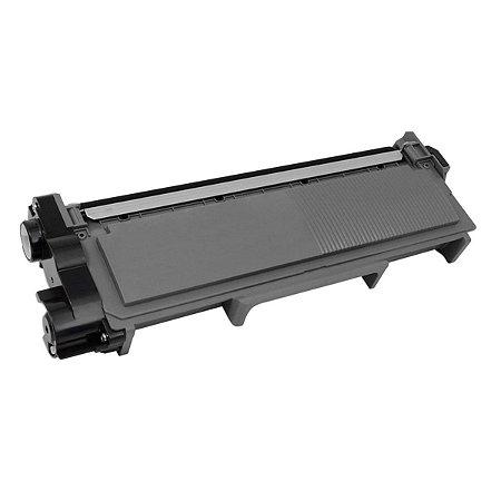 Kit 2 Toner Compatível Brother TN660 TN2340 TN2370 DCP-L2520DW MFC-L2740DW - Nova Premium