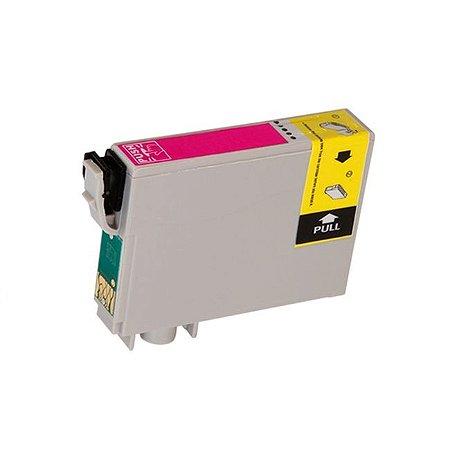Cartucho Epson 73N TO73320 Magenta Compativel 15ml T0733 TX200 TX210 CX4900 CX7300