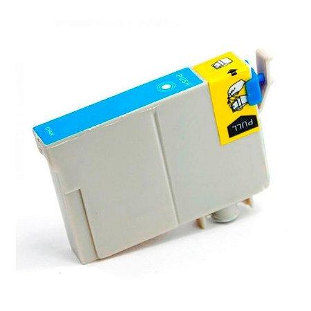 Cartucho Epson TO48220 Ciano Compativel 17ml T0482 R200 R220