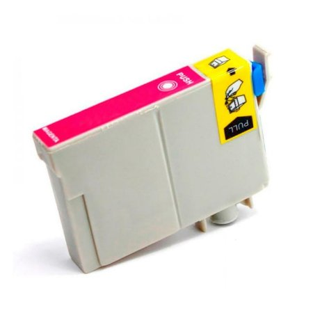 Cartucho Epson TO48320 Magenta Compativel 17ml T0483 R200 R220