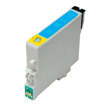 Cartucho Epson TO48520 Ciano Claro Compativel 17ml Light T0485 R200 R220