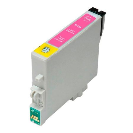Cartucho Epson TO48620 Magenta Claro Compativel 17ml Light T0486 R200 R220
