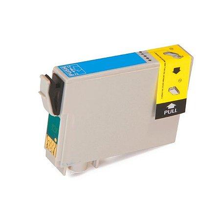 Cartucho Epson 82N TO82520 Ciano Claro Compativel 17ml Light T0825 R270 R290